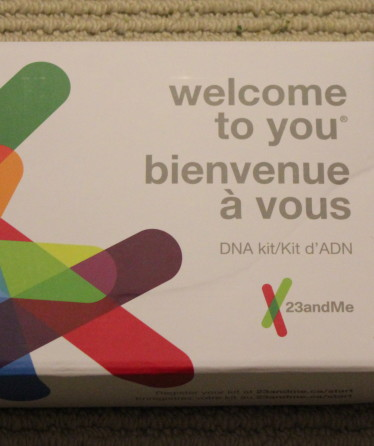 23andme: Unboxing and MTHFR
