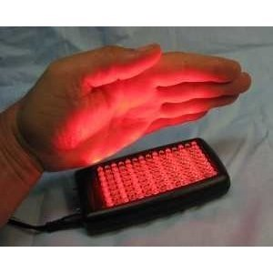 Red Light Treatment: Stops Lymphedema