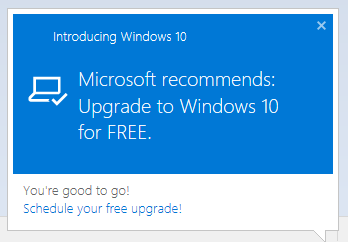 Dear Microsoft:  $0 is too much for Windows 10